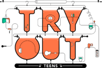 Try Out Teens (logo)